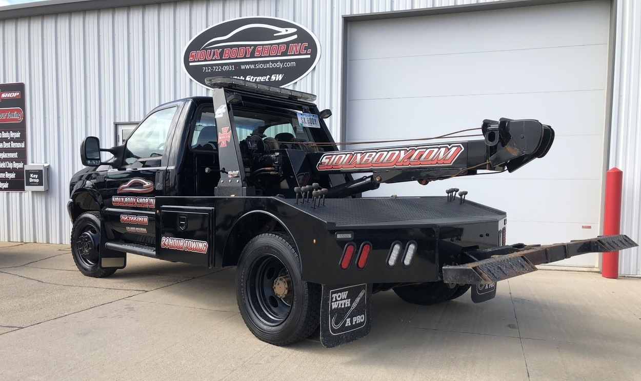 Towing in Sioux Center, Iowa