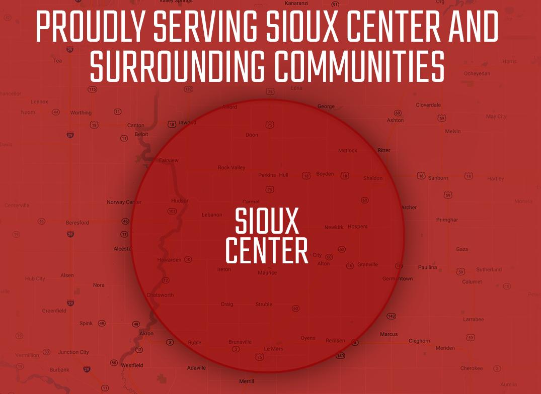 Sioux Body Shop Sioux Center, Iowa